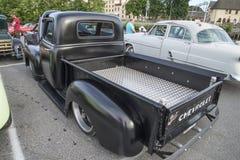 1950 Chevrolet 3100 Bestelwagen Stock Foto