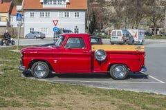 1965 Chevrolet-Bestelwagen C10 Stepside Royalty-vrije Stock Foto
