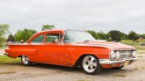 Chevrolet 1960 Biscayne Fotografia Stock Libera da Diritti