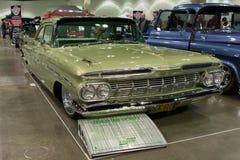 Chevrolet Biscayne arkivfoton