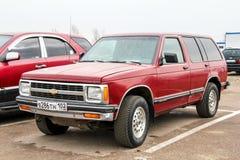Chevrolet Blazer Royalty Free Stock Photo