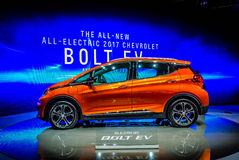 Chevrolet Bolt Royalty Free Stock Photography