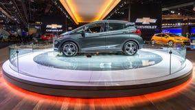 2017 Chevrolet-Bout EV Royalty-vrije Stock Afbeeldingen