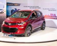 2017 Chevrolet-Bout EV Royalty-vrije Stock Afbeelding