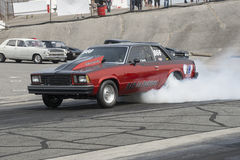 Chevrolet burnout Stock Photo