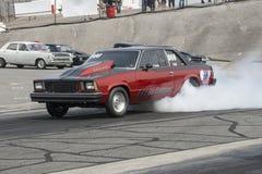 Chevrolet burnout Stock Photo