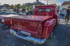 1963 Chevrolet c-10 Stepside-Bestelwagen Royalty-vrije Stock Afbeeldingen