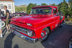 1963 Chevrolet C-10 Stepside Pickup Royalty Free Stock Images