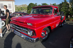 1963 Chevrolet C-10 Stepside Pickup Stock Image