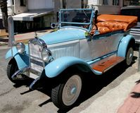 Chevrolet cabriolet 1930 Stock Image