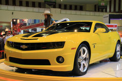 Chevrolet Camaro Royalty Free Stock Images