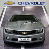 Chevrolet Camaro Stock Photo