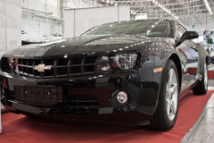 Chevrolet Camaro Imagem de Stock Royalty Free