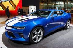 2016 Chevrolet Camaro Stock Afbeelding