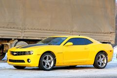 Chevrolet Camaro Stock Images