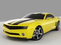 Free Chevrolet Camaro Concept 2009 Stock Images - 3004474