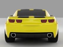Chevrolet Camaro Concept 2009 Royalty Free Stock Photography