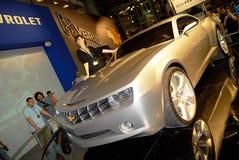 Chevrolet Camaro Concept. April 2008, Automotor exhibition in Israel Royalty Free Stock Photography
