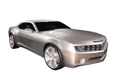 Chevrolet Camaro Concept Car Royalty Free Stock Image