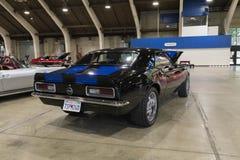 Chevrolet Camaro firt generation on display Royalty Free Stock Photo
