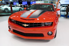 Chevrolet Camaro on MIAS royalty free stock photo