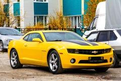 Chevrolet Camaro Royalty Free Stock Photos