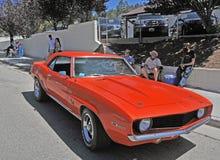 Chevrolet Camaro Royalty Free Stock Photo