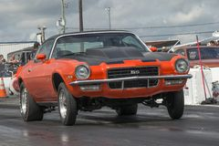 Chevrolet camaro początek Obraz Stock