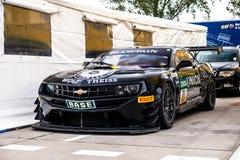 Chevrolet Camaro race car Royalty Free Stock Photos