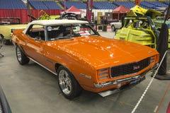 Chevrolet camaro rallye sport Fotografia Royalty Free