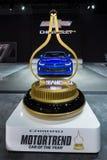 2016 Chevrolet Camaro RS Royalty Free Stock Photo
