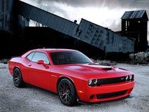 Chevrolet. Camaro srt Stock Photography