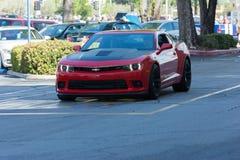 Chevrolet Camaro ss Immagini Stock Libere da Diritti
