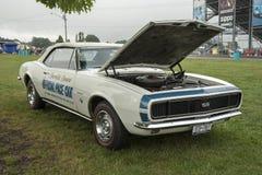 Chevrolet camaro ss Royalty Free Stock Photo