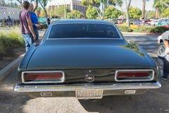 Chevrolet Camaro ss su esposizione Fotografie Stock Libere da Diritti
