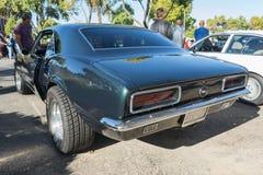Chevrolet Camaro ss su esposizione Fotografia Stock