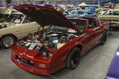 Chevrolet-camaro t-bovenkant Royalty-vrije Stock Afbeelding
