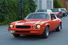 CHEVROLET CAMARO. TROSA SWEDEN, 16 JULI 2015. CHEVROLET CAMARO Year 1978 Royalty Free Stock Photography