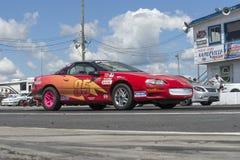 Chevrolet camaro włóczydła samochód Obrazy Stock