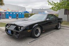 Chevrolet Camaro Z28 na pokazie Zdjęcia Stock
