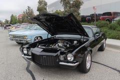 Chevrolet Camaro Z28 op vertoning Stock Afbeeldingen