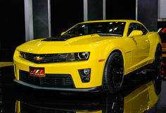 Chevrolet Camaro ZL1. Royalty Free Stock Photo