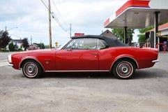 Chevrolet- Camaroantikes Auto 1967 Lizenzfreie Stockfotos