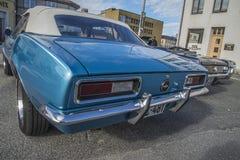 Chevrolet- Camarokabriolett 1967 Stockfoto
