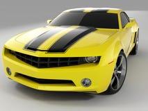 Chevrolet- Camarokonzept 2009 Stockfotos