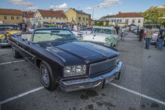 1975 Chevrolet Caprice Classic Convertible Royalty Free Stock Image