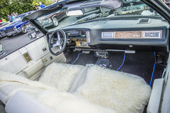 1975 Chevrolet Caprice Classic Convertible Stock Photos