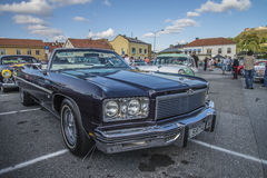 1975 Chevrolet Caprice Classic Convertible Stock Image