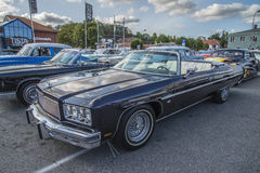 1975 Chevrolet Caprice Classic Convertible Royalty Free Stock Photos