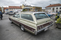 1968 Chevrolet Caprice station wagon Stock Image